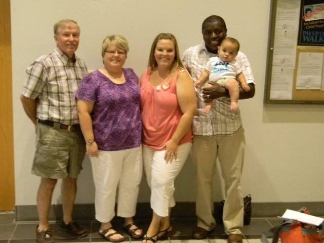josiah adoption day