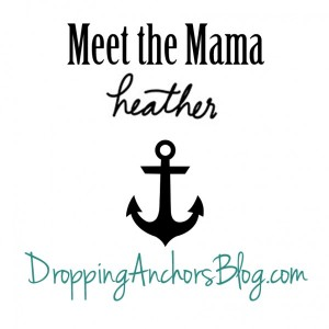 Dropping Anchors: Meet Heather