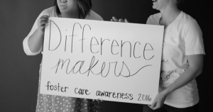 Difference Makers: A Foster Care Awareness video